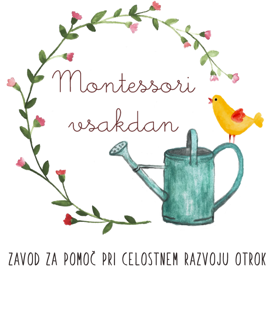 Montessori vsakdan